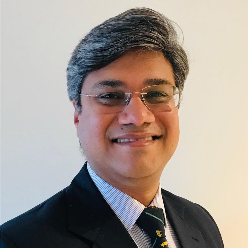 Mr Deepak Hariharan